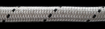 Superline polyester with 3-strand twisted cores